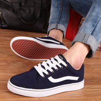 Spring shoes men's the trend of shoes nubuck leather male casual skateboarding shoes breathable fashion skateboard shoes