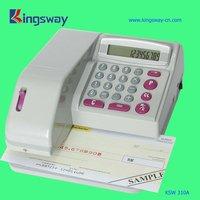 Useful Electronic Check Writer KSW310
