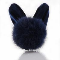 Hair accessory rabbit fur rabbit ears headband hair rope rabbit tousheng hair accessory all-match hair accessory