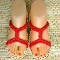 New Customized Straw Sandals Flip Flops Handmade Eco Friendly Straw Slippers Fashion National Women's Flat Heel Breathable Corn