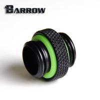 Barrow black mini double male connector mini andchemical tb2d-mini01