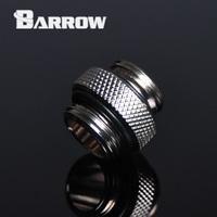 Barrow silver mini double male connector mini andchemical tb2d-mini01