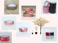 Multicolour shredded paper tape 1cm*3m Japan, South Korea stationery and paper tape colored tape PDA Shredded essential