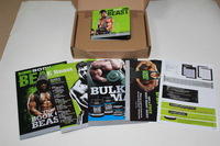 The latest Body Beast the devil training Fast weight loss gain teaching 8 DVDS