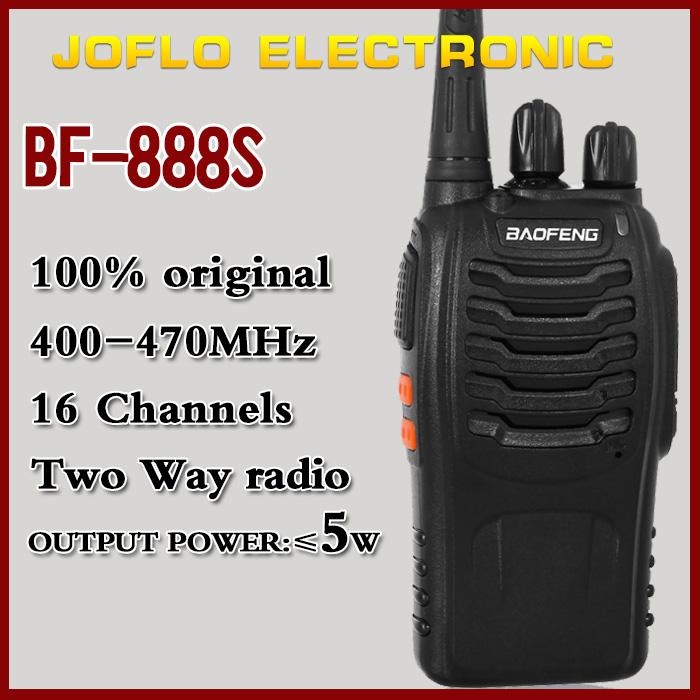 10 pcs Cheap Walkie Talkie Baofeng BF-888S 5w UF400-470MHz 16channel Handheld Interphone Intercom Free Shipping Drop Shipment(China (Mainland))