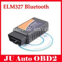 2014 ELM327 Bluetooth OBDII ODB2 Diagnostic Interface Scanner , Elm 327 Bluetooth Car Scan Tool