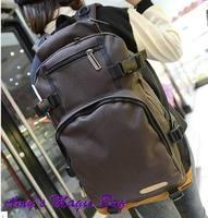 Fashion outside man women's travel large capacity backpack simple strong nylon sport knapsack laptop bag children school bag