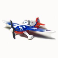 Wholesale Pixar Planes No.86 LJH Special Metal 1:55 Planes Loose Toy -P11