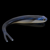 15pcs 120mm8.4g Fish soft bait. Soft insects. Lure. Free shipping, BLUE SEA, shops.