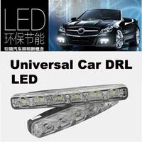 High Quality 12V Car DRL LED Daytime Running Light  Espistar LED Chip Water-Proof