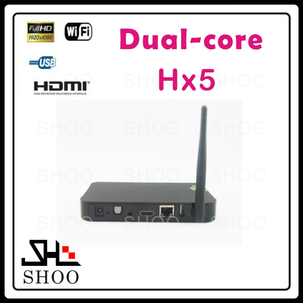 2014 New Hot Dual Core 1.5GHz Android 4.2 Smart HD TV Box Media Player XBMC Media 3D MINI PC WIFI HDMI Low Shipping(China (Mainland))