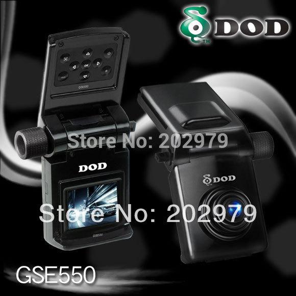 100% Original DOD GSE520 Car Video Recorder Car DVR HD 1920x1080P 30fps Full HD Camera Built In Ambarella CPU Russian Menu(China (Mainland))