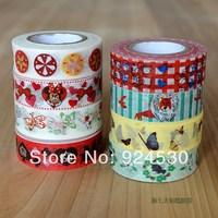Multicolour shredded paper tape 1.5cm*10m