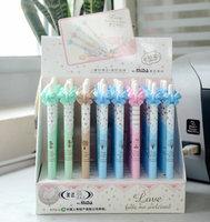 Mida 7156 0.5mm 0.7mm mechanical pencil Korea Kawaii Bowknot automatic pencils  wholesale cute school stationery