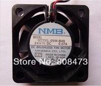 Frequency converter 4015 4CM 24V 0.07A fan machine tool Fan 1606KL-05W-B49