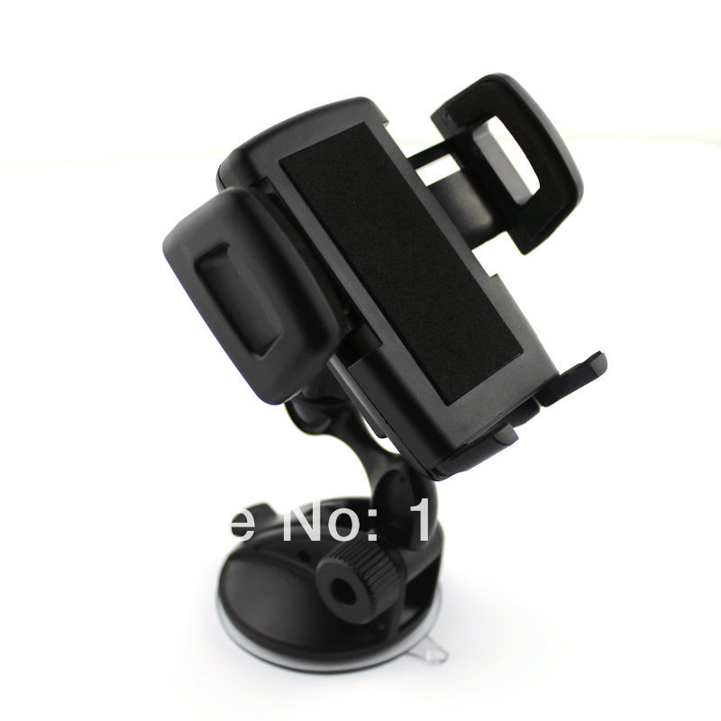 New 2014 Car Mobile Phone Holder for Samsung Galaxy Note 3, Galaxy S4, S4 Mini Stand mounts & holder Universal Free Ship(Hong Kong)