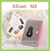 2014Newest  5pcs M2 EZcast media player TV stick better than V5II DLNA Miracast Airplay better than google chromecast