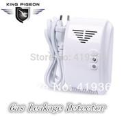 Free shipping Kitchen wireless Gas Leak Detector Alarm Sensor/gas alarm sensor for home security alarm system(2pcs GL-100A)
