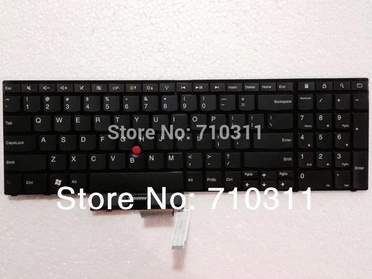NEW/Orig Lenovo thinkpad Edge E520 E525 laptop US keyboard 04W0872 0A62075 04W2236(China (Mainland))
