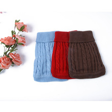 New 2014 Spring Pet Dog Cat Clothes Winter Warm Sweater Knitwear Knit for Dogs Puppy Coat Apparel Free shipping & Drop shipping(China (Mainland))