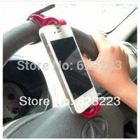 11.11 Promotion Free Shipping Steering Wheel Phone Holder,Super Practical Cell Phone Holder,Car Phone Holder,Multicolor Choose~