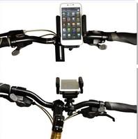 MTB Mountain bike mobile phone Holder Strong ride bicycle handlebar phone GPS Rest Fixing bracket Base Cycling equipment