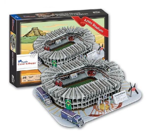 Aztec Stadium Mexico Soccer