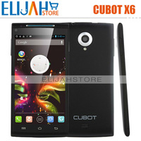 5 inch Cubot X6 MTK6592 Octa Core 3G smart phone Android 4.2 IPS OGS 1GB RAM 16GB ROM Dual Camera 8.0MP BT GPS OTG FM