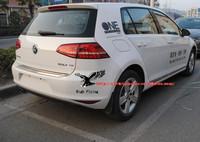 Mud Flaps Splash Guard For VW Volkswagen Golf 7 GTI 7 Mk7 2012 2013 2014