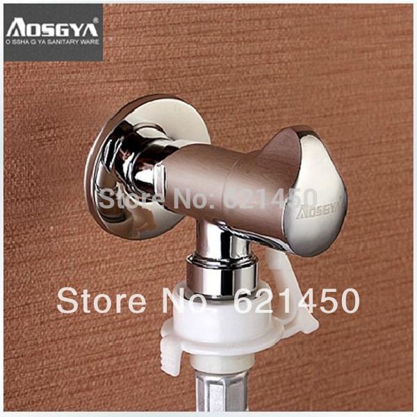 Atacadista Multi- função G1 / 2 interno e G3 / 4 Tomada Torneiras de latão cromado Máquina de Lavar Roupa Finalizado / MOP Sink torneiras Torneiras(China (Mainland))