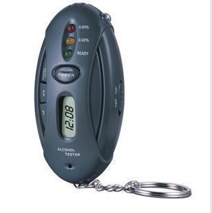 Alcohol tester belt led lamp lighting instrument measuring alcohol(China (Mainland))