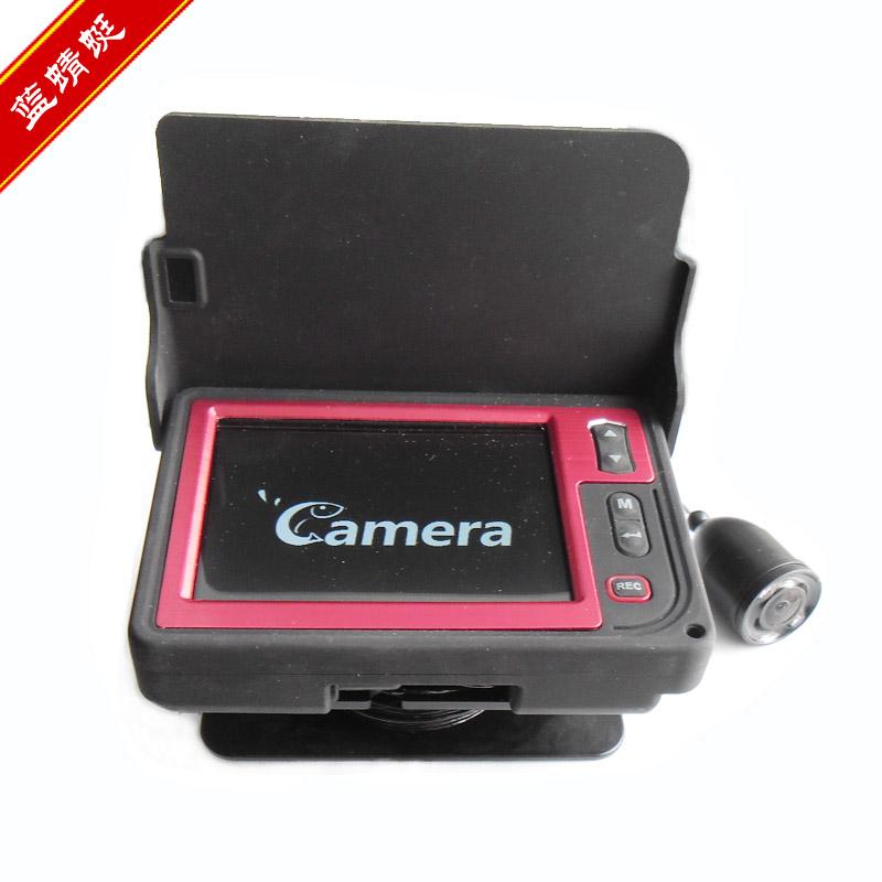 видеокамер для подводной рыбалки