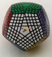 1pcs/lot MF8 Petaminx Magic Cube 9x9 megaminx 9 layer magic cubeTwist puzzle Educational toy Free Shipping