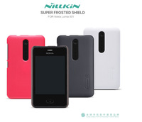 4 Color NILLKIN Super Matte Shield Case for Nokia Lumia 501 phone protection shell (have screen protection film ),Free shipping