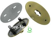 Mulbery 72*39mm turn lock standard antique brass bolsas bag twist lock luggage closured locks,10sets/lot,free ship