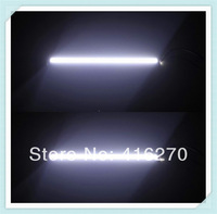 2*14cm 4W COB LED DRL Daytime Running Fog Lamp Light Bar White 12V free shipping