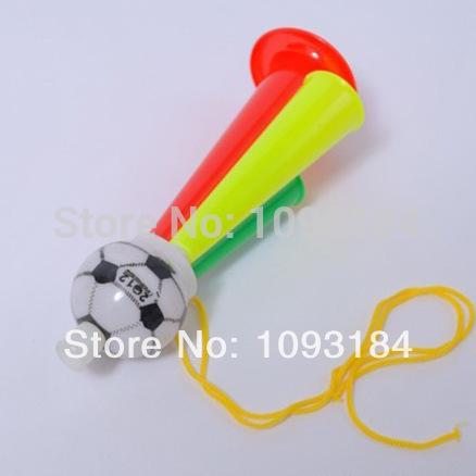 2014 Brazilian World Cup special Plastic Horn, Football Speaker horn,Cheerleading Fans horn(China (Mainland))