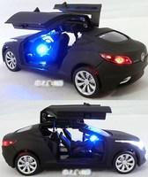 1:32 Car model for Riviera,Mini Car Classic Alloy casing Buick concept car model toy car open door Free Shipping