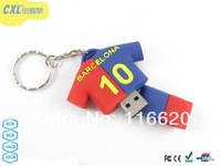 FOOTBALL STAR CLOTH  USB FLASH DRIVER