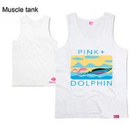 New 2014 mens hip hop Diamond Vest, new style Diamond supply shirt  men's Vest + free shipping dolphin