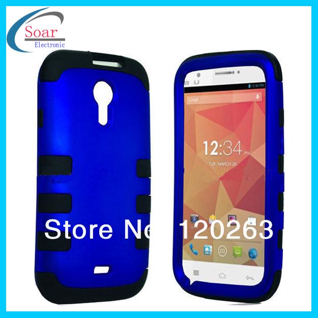 blu phone case 2 Layers Hybrid Case for BLU Studio 5.0(China (Mainland))