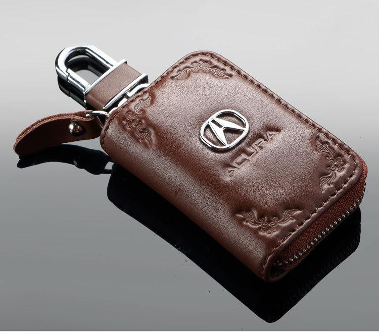 Acura Rdx Leather Key Fob Case | Autos Post