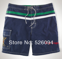 Summer New Brand Shorts Polo Swim Beach Shorts Men's Cotton Sports Pants Fashion Leisure POLO Beach Shorts Men's Pants XXL