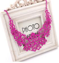 bijuterias colares de instrução barroco colar bib grande marca oco retro vintage étnica colar barato bijuterias novo(China (Mainland))