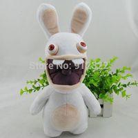 Rayman Raving Rabbids plush toy doll 11inches NEW
