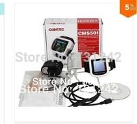 CONTEC CMS50I Wrist Pulse Oximeter,Adult Probe+SPO2+Pulse Rate++Software