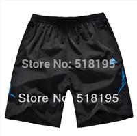 Genuine new men's life in summer five  Running Shorts