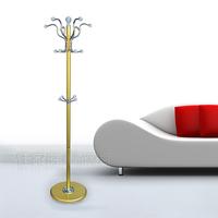 Free shipping Modern fashion creative crystal coatrack/hanger MY80047vertical disassembling / 360 rotation