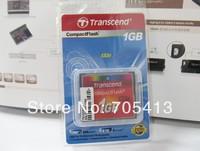 Transcend 1GB 133X CF CARD compactflash cards NEW