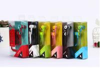 Brand Earphone Headphone 3.5mm High Quality Stereo Wired Earphones in-ear headset Earphones Headphones Earpods With Mic